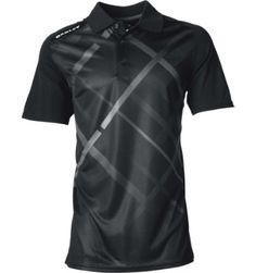 Oakley Mens Slayer Print Short Sleeve Polo at Golf Galaxy