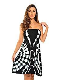 Riviera Sun Strapless Tube Short Dress Summer Dresses Hot Outfits, Casual Outfits, Resort Wear Dresses, Women's Dresses, Summer Dresses For Women, Dress Summer, Grad Dresses Short, Fashion Deals, Jumpsuit Dress