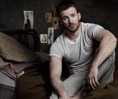 Chris Evans As Captain America | Chris Evans Discusses CAPTAIN AMERICA: THE WINTER SOLDIER - News ...