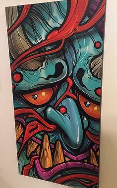 Image of Oni Nosebleed