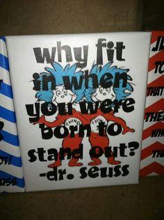 Dr. Seuss quote :)