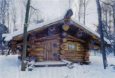 Баня Русская / Sauna