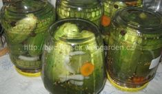This is a category archive for Zavařeniny Korn, Pickles, Cucumber, Food To Make, Food And Drink, Smoothie, Frozen, Homemade, Canning