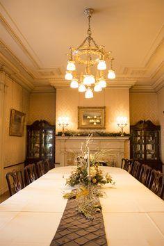 A Glensheen Christmas - Formal Dining Room