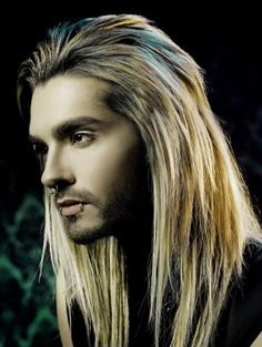 Blonde: Bill Kaulitz