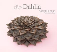 SHY DAHLIA - Danijela Bilic handmade bags