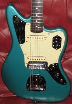 Fender Jaguar - Maybe next Guitar Purchase...