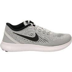 hippe Nike wmns free rn dames sneakers (Grijs)