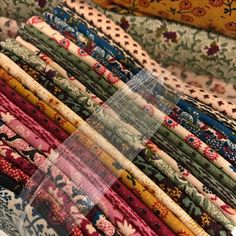 Evandale fabric by Leonie Bateman for Penny Rose Fabrics, sister company of Riley Blake Designs