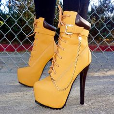 High Heel Boots, Heeled Boots, Sexy Heels, Shoes Heels, Extreme High Heels, Trends, Shoe Collection, Fashion Boots, Jeans And Boots