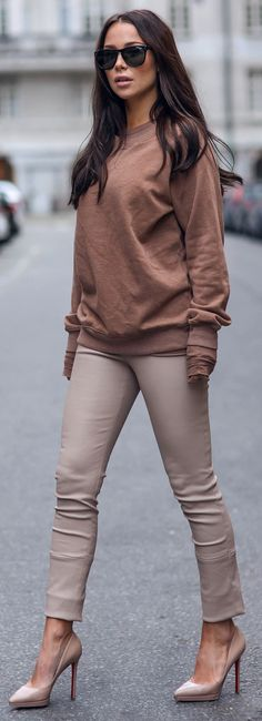 Fall Outfit by Johanna Olsson