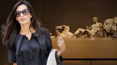 """The Pappas Post The New """"Mrs. Clooney"""" to Represent Greek Government on Parthenon Marbles Case - The Pappas Post"""