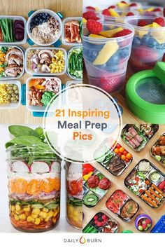 21 Inspiring Meal Prep Pics From Instagram