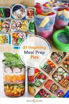 21 Inspiring Meal Prep Pics From Instagram