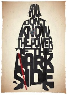 Fictional Characters Built With Their Famous Quotes - Design - ShortList Magazine