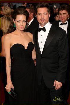 Angelina Jolie & Brad Pitt --  Perfection!