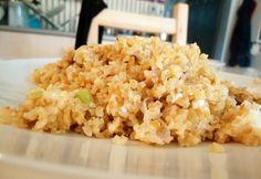 Gombás-fetás bulgur Snack Recipes, Snacks, Fried Rice, Feta, Risotto, Macaroni And Cheese, Ethnic Recipes, Quinoa, Wellness