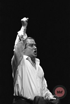 José Menese de Paco Manzano 50x70 #240€ #music #photo #flamenco