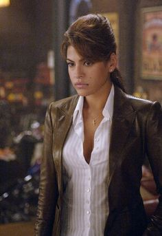 The jacket is awesome!  all her clothes in the movie Hitch I want!