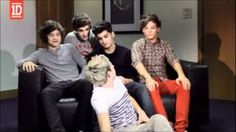 one direction best funny moments, via YouTube.
