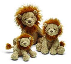 Fuddlewud Lion