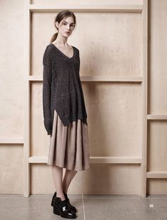 See the complete ATM Anthony Thomas Melillo Pre-Fall 2016 collection.