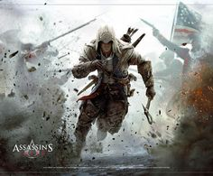 Poster Connor - Assassin's Creed