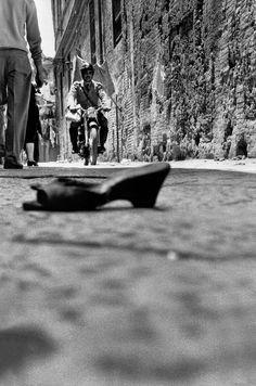 Sergio Larrain - Palermo, Sicily, 1959 #TuscanyAgriturismoGiratola