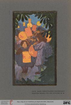 Deutsche Kunst und Dekoration [German Art and Decoration] magazine, Volume 5, 1899.