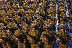Turkish special operational gendarme -JÖAK-