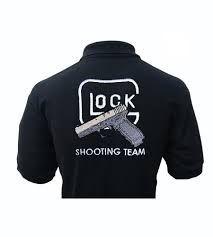 team glock shirt