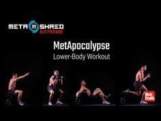 MetaShred Extreme: Lower Body MetApocolypse