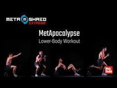 MetaShred Extreme: Lower Body MetApocolypse