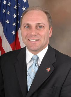 Steve Scalise...he's one of our heros..he's one tough guy and proved it !