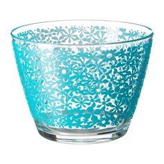Obsessed with turquoise? We love this GODTA Bowl.