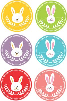 TAGS PÁSCOA GRÁTIS PARA IMPRIMIR - Cantinho do blog Happy Easter, Easter Bunny, Easter Eggs, Bunny Party, Easter Party, Easter Crafts, Holiday Crafts, Diy And Crafts, Crafts For Kids