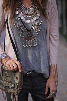 ➳➳➳☮American Hippie Bohemian Boho Bohéme Feathers Gypsy Spirit Style- Jewelry by kayla