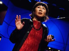 """Where does creativity hide? """"Joy Luck Club"""" author Amy Tan goes searching for hers in this charming TED Talk. via TED.com"""