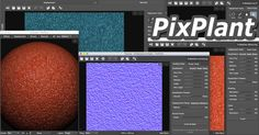 PixPlant is a smart texturing app with everything needed to quickly transform a plain photo into seamless repeating textures and 3D maps. Cgi, Maps, Texture, Surface Finish, Blue Prints, Map, Cards, Pattern