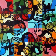 Artistaday.com : Los Angeles, CA artist Labrona via @artistaday