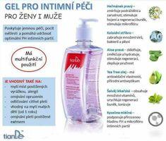 Náš intimní gel má širokou škálu použití :-) a je prostě báječný.