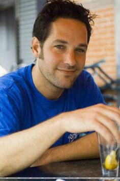 Afternoon eye candy: Paul Rudd (30 photos)