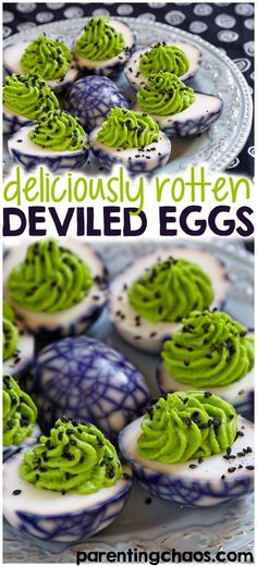 Halloween Spooky Spider Deviled Eggs Recipe Pinterest Devil - halloween catering ideas