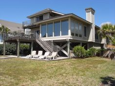 House vacation rental in Isle of Palms from VRBO.com! #vacation #rental #travel #vrbo