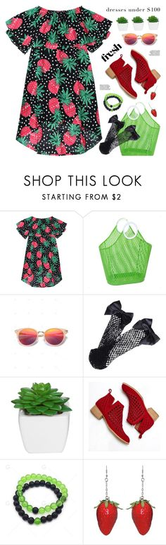 """Under $100: Summer Dresses"" by paculi ❤ liked on Polyvore featuring Jeffrey Campbell and under100"