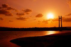 sunset 008 bridge