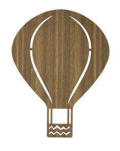 LAMPE - FERM LIVING LUFTBALLONG (SMOKED OAK)