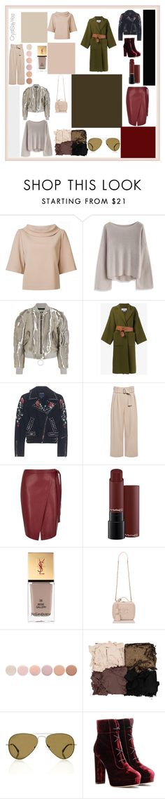 """""""crysisayyes"""" by crystelpi on Polyvore featuring mode, Trina Turk, Chicwish, Off-White, Loewe, True Religion, A.L.C., River Island, Yves Saint Laurent et Chanel"""
