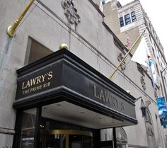 Lawry's chicago is wonderful, as are all the Lawry's.  Do one thing and do it to perfection.