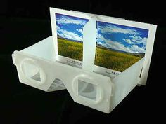 Souvenir, folding stereo viewer (prints or medium format slides) 3d Foto, Company Gifts, 3d Projects, Photo Cards, Tourism, Goodies, Education, Random, Medium